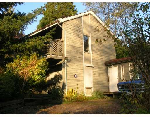 Main Photo: 4899 MCKEE Place in Burnaby: South Slope Land for sale (Burnaby South)  : MLS®# V676159
