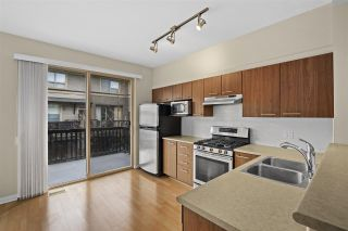 Photo 4: 113 100 KLAHANIE DRIVE in Port Moody: Port Moody Centre Townhouse for sale : MLS®# R2459729