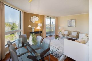"""Photo 5: 608 3760 ALBERT Street in Burnaby: Vancouver Heights Condo for sale in """"BOUNDARYVIEW TOWERS"""" (Burnaby North)  : MLS®# R2568543"""
