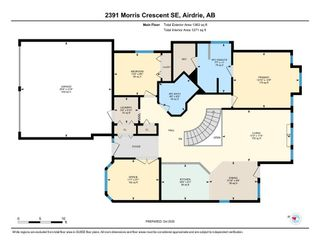 Photo 43: 2391 Morris Crescent SE: Airdrie Detached for sale : MLS®# A1041711