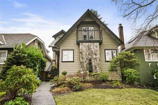 Photo 1: 2930 W 28TH AVENUE in Vancouver: MacKenzie Heights House for sale (Vancouver West)  : MLS®# R2534958