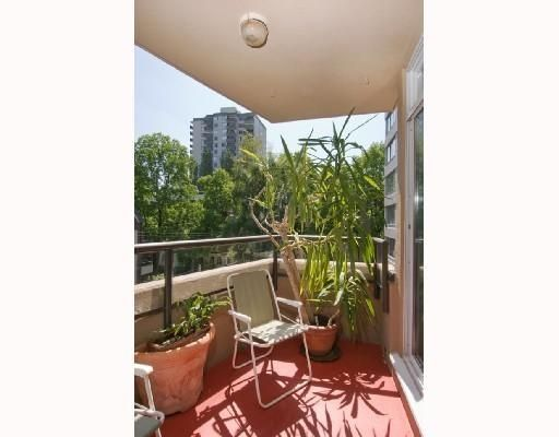 Photo 8: Photos: # 502 1225 BARCLAY ST in Vancouver: West End VW Condo for sale (Vancouver West)  : MLS®# V716758