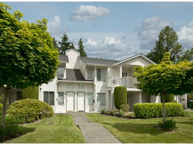 """Photo 1: Photos: 10772 142A Street in Surrey: Whalley Townhouse for sale in """"PARKSIDE PLACE"""" (North Surrey)  : MLS®# F1314415"""