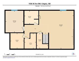 Photo 41: 1536 38 Avenue SW in Calgary: Altadore Semi Detached for sale : MLS®# A1021932