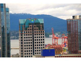 """Photo 30: 2503 833 HOMER Street in Vancouver: Downtown VW Condo for sale in """"ATELIER"""" (Vancouver West)  : MLS®# V839630"""