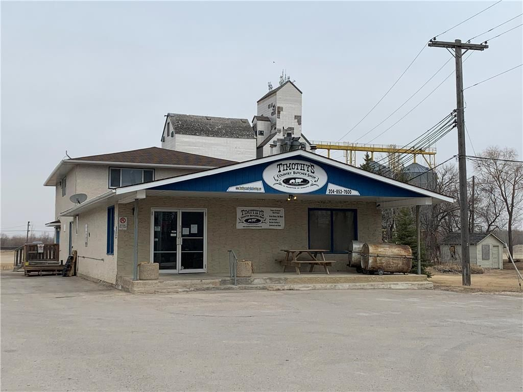 Main Photo: 27033 PTH 15 RD 60N Highway in Dugald: Industrial / Commercial / Investment for sale (R04)  : MLS®# 202122480