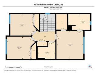 Photo 48: 42 Spruce  BV: Leduc House for sale : MLS®# E4261561