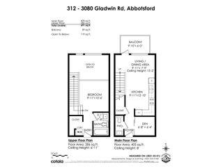"Photo 19: 312 3080 GLADWIN Road in Abbotsford: Central Abbotsford Condo for sale in ""HUDSON'S LOFT"" : MLS®# R2575098"