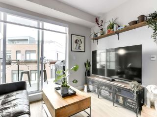 "Photo 4: 512 3588 SAWMILL Crescent in Vancouver: South Marine Condo for sale in ""AVALON PARK 1"" (Vancouver East)  : MLS®# R2537748"
