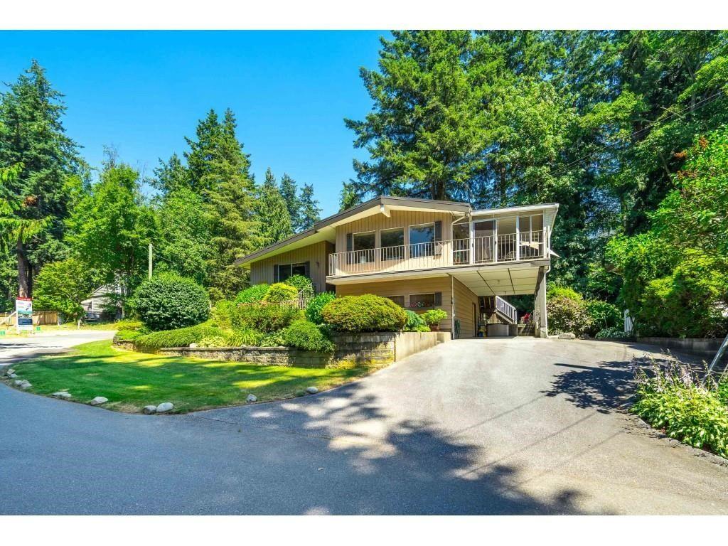 "Main Photo: 5664 FAIRLIGHT Crescent in Delta: Sunshine Hills Woods House for sale in ""SUNSHINE HILLS WOODS"" (N. Delta)  : MLS®# R2597313"
