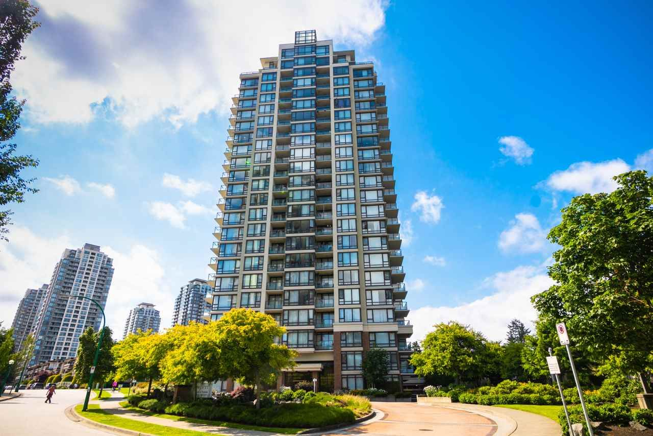 Main Photo: 1206 7325 ARCOLA STREET in Burnaby: Highgate Condo for sale (Burnaby South)  : MLS®# R2386477