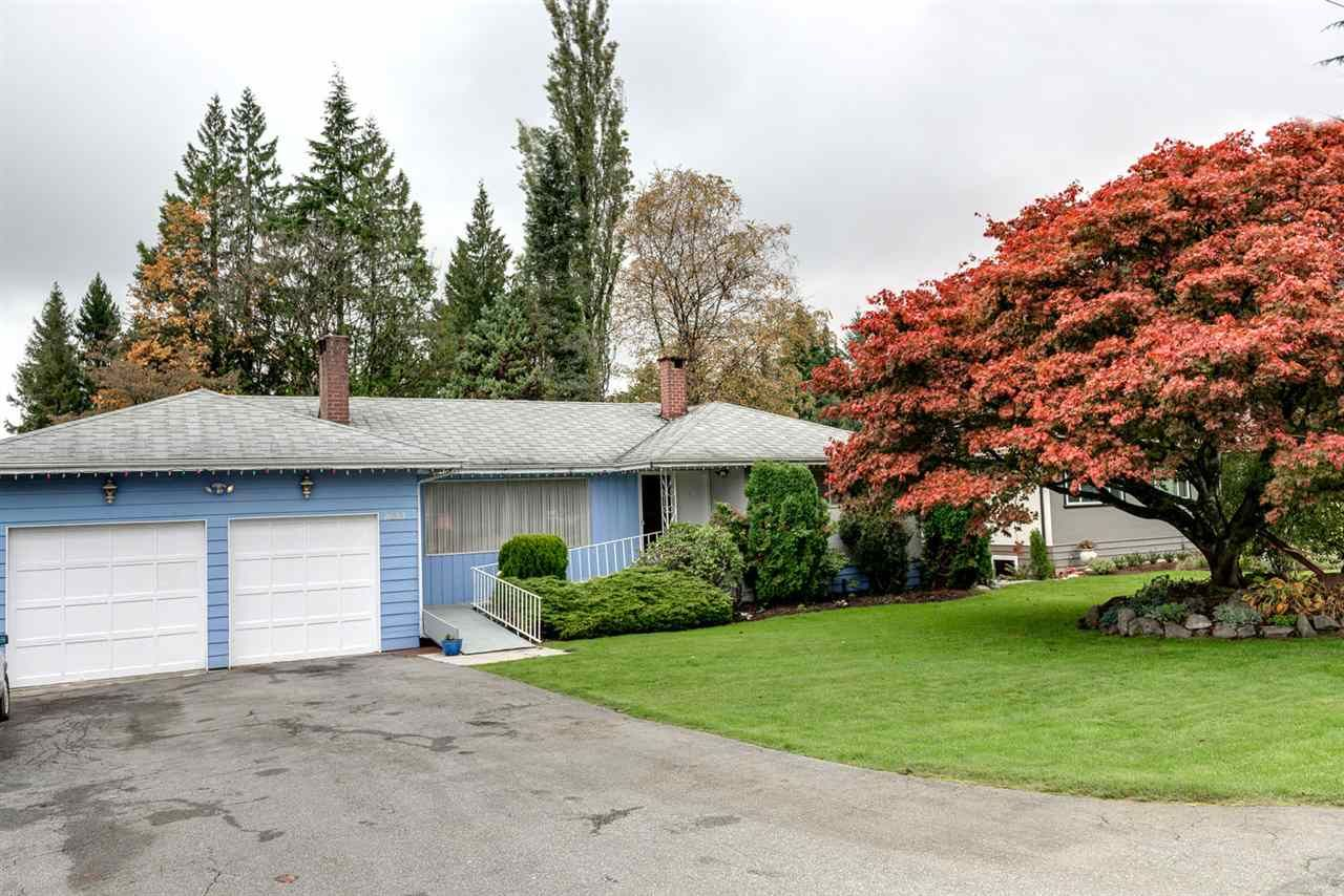 """Main Photo: 1633 HARBOUR Drive in Coquitlam: Harbour Place House for sale in """"HARBOUR CHINES"""" : MLS®# R2009897"""
