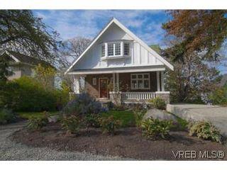Photo 1: 1516 Pembroke St in VICTORIA: Vi Fernwood House for sale (Victoria)  : MLS®# 534381