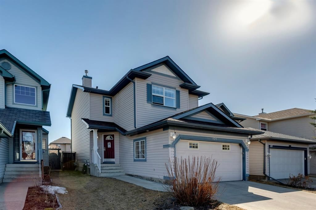 Main Photo: 121 Bridlewood Court SW in Calgary: Bridlewood Detached for sale : MLS®# A1096273