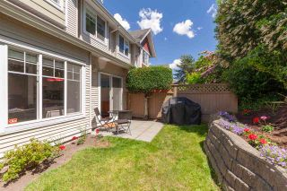 """Photo 1: 23 4711 BLAIR Drive in Richmond: West Cambie Townhouse for sale in """"SOMMERTON"""" : MLS®# R2396363"""