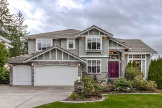 Photo 1: 1725 HAMPTON DRIVE in Coquitlam: Westwood Plateau House for sale : MLS®# R2050590