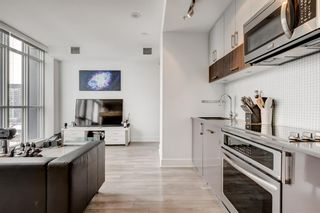 Photo 6: 801 550 Riverfront Avenue SE in Calgary: Downtown East Village Apartment for sale : MLS®# A1068859