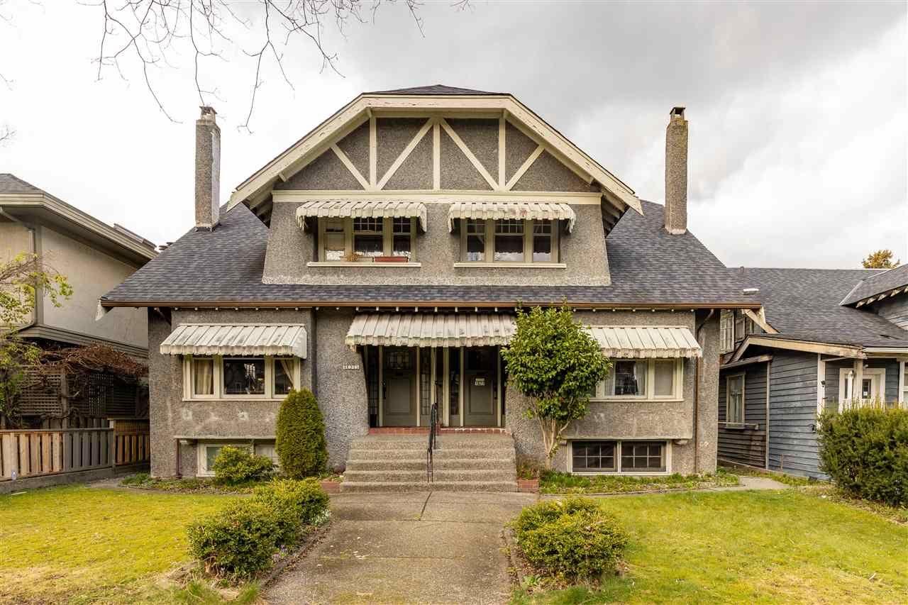 Main Photo: 1827 W 12TH Avenue in Vancouver: Kitsilano Duplex for sale (Vancouver West)  : MLS®# R2547592