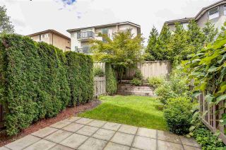 "Photo 19: 132 3105 DAYANEE SPRINGS BL in Coquitlam: Westwood Plateau Townhouse for sale in ""WHITE TAIL LANE"" : MLS®# R2086272"