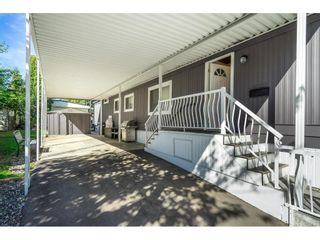 """Photo 5: 71 7790 KING GEORGE Boulevard in Surrey: East Newton Manufactured Home for sale in """"CRISPEN BAY"""" : MLS®# R2615871"""