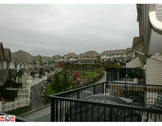 "Photo 10: 14 4401 BLAUSON Boulevard in Abbotsford: Abbotsford East Townhouse for sale in ""THE SAGE"" : MLS®# F1003125"