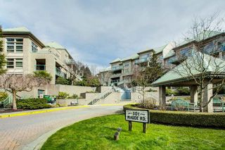 "Photo 16: 101A 301 MAUDE Road in Port Moody: North Shore Pt Moody Condo for sale in ""Heritage Grand"" : MLS®# R2454934"
