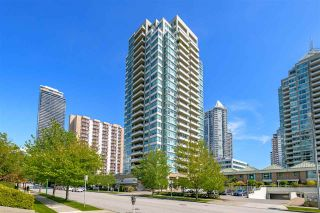 """Photo 1: 1603 4380 HALIFAX Street in Burnaby: Brentwood Park Condo for sale in """"BUCHANAN NORTH"""" (Burnaby North)  : MLS®# R2584654"""
