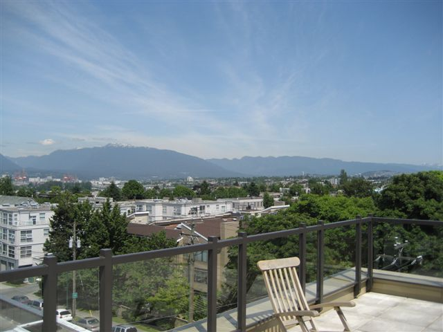 Main Photo: 401 2635 PRINCE EDWARD Street in Vancouver East: Mount Pleasant VE Home for sale ()  : MLS®# V659023