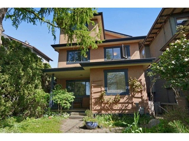 """Main Photo: 3256 FLEMING Street in Vancouver: Knight House for sale in """"CEDAR COTTAGE"""" (Vancouver East)  : MLS®# V1116321"""