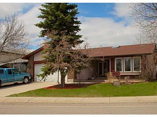 Photo 1: 34 DOWNEY Road: Okotoks Residential Detached Single Family for sale : MLS®# C3616084