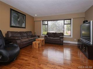 Photo 2: 6973 Wallace Dr in BRENTWOOD BAY: CS Brentwood Bay House for sale (Central Saanich)  : MLS®# 715468