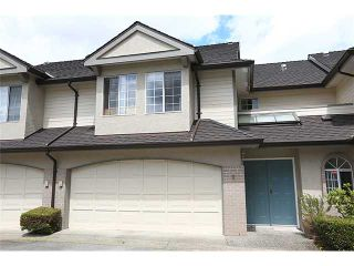"Photo 1: # 8 8091 JONES RD in Richmond: Brighouse South Townhouse for sale in ""LEIGHTON COURT"" : MLS®# V1012740"