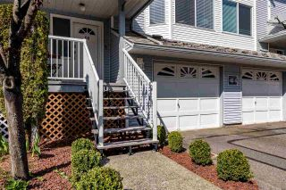 """Photo 3: 66 3087 IMMEL Street in Abbotsford: Central Abbotsford Townhouse for sale in """"Clayburn Estates"""" : MLS®# R2561687"""