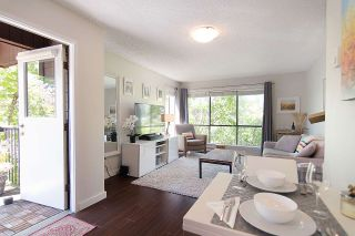 """Photo 4: 410 2920 ASH Street in Vancouver: Fairview VW Condo for sale in """"Ash Court"""" (Vancouver West)  : MLS®# R2191803"""