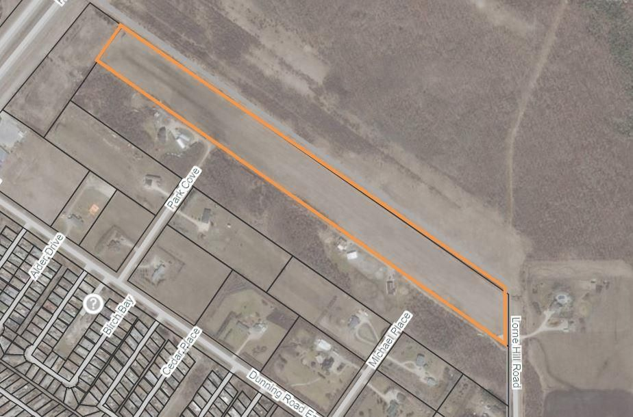 Main Photo: Three Mile Road in St Clements: Vacant Land for sale : MLS®# 202118307
