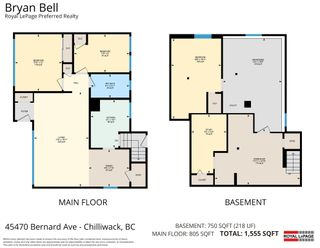 Photo 16: 45470 BERNARD Avenue in Chilliwack: Chilliwack W Young-Well House for sale : MLS®# R2593211