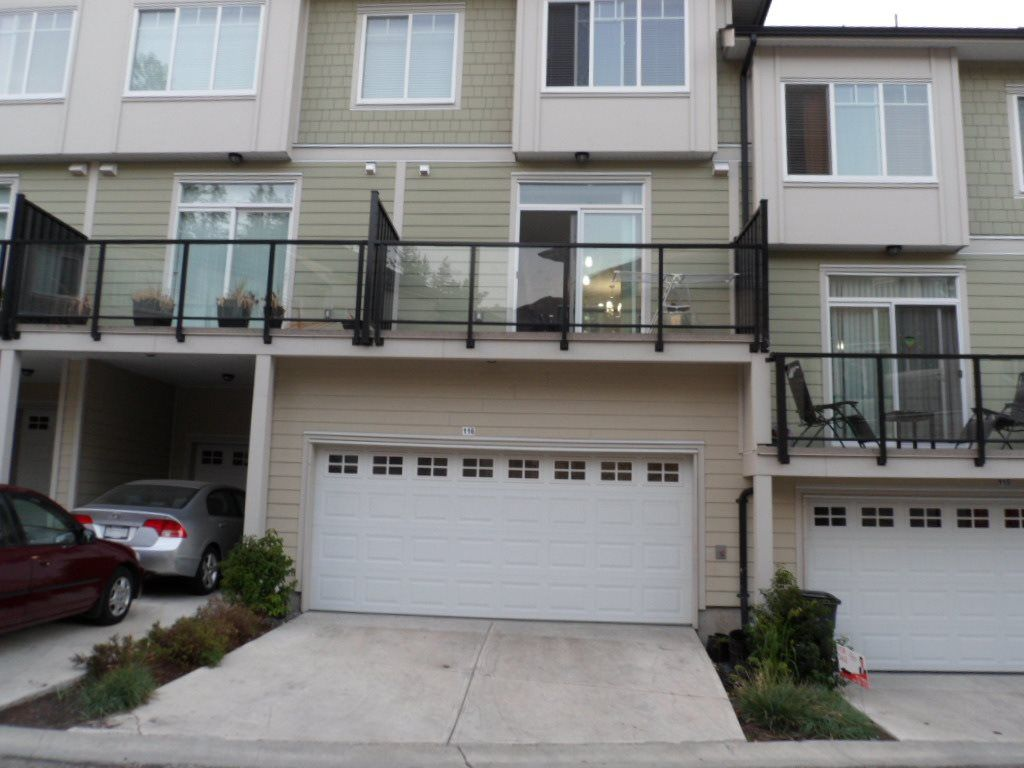 Main Photo: 116 13670 62 Avenue in Surrey: Sullivan Station Condo