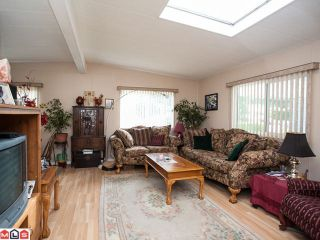 """Photo 3: 138 3665 244TH Street in Langley: Otter District Manufactured Home for sale in """"LANGLEY GROVE ESTATES"""" : MLS®# F1217824"""