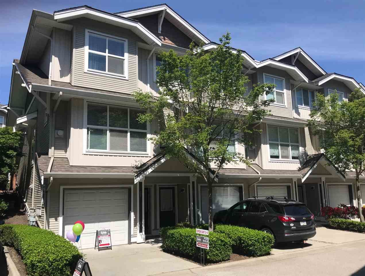 """Main Photo: 61 20460 66 Avenue in Langley: Willoughby Heights Townhouse for sale in """"WILLOW EDGE"""" : MLS®# R2370198"""