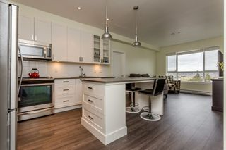 """Photo 6: # 414 -16388 64 Avenue in Surrey: Cloverdale BC Condo for sale in """"THE RIDGE AT BOSE FARMS"""" (Cloverdale)  : MLS®# R2143424"""