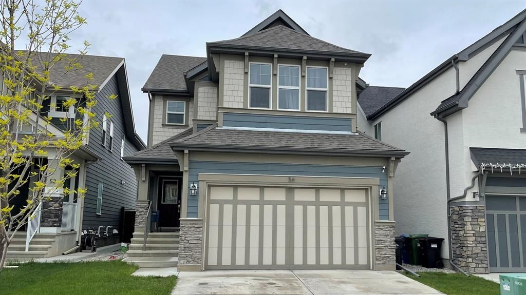 Main Photo: 56 Masters Rise SE in Calgary: Mahogany Detached for sale : MLS®# A1112189