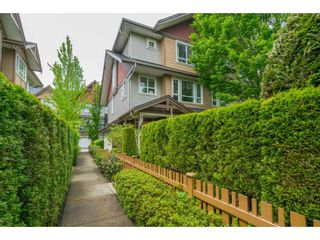 """Photo 32: #101 7088 191 Street in Surrey: Clayton Townhouse for sale in """"Montana"""" (Cloverdale)  : MLS®# R2455841"""