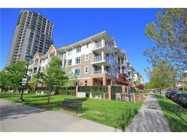 Main Photo: 411 3551 FOSTER Avenue in Vancouver: Collingwood VE Condo for sale (Vancouver East)  : MLS®# V1031933