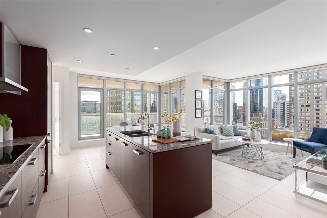 """Main Photo: 1402 1028 BARCLAY Street in Vancouver: West End VW Condo for sale in """"PATINA"""" (Vancouver West)  : MLS®# R2356934"""