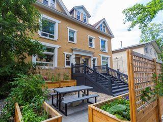 Photo 1: 3 338 River Avenue in Winnipeg: Osborne Village Condominium for sale (1B)  : MLS®# 202026499