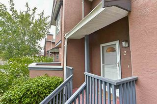 """Photo 3: 2 1336 PITT RIVER Road in Port Coquitlam: Citadel PQ Townhouse for sale in """"REMAX PPTY MGMT"""" : MLS®# R2105788"""