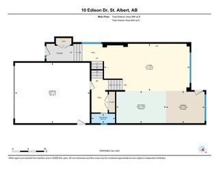 Photo 44: 10 EDISON Drive: St. Albert House for sale : MLS®# E4219699