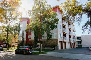 Photo 1: 401 11107 108 Avenue in Edmonton: Zone 08 Condo for sale : MLS®# E4263317