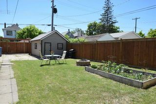 Photo 23: 548 St John's Avenue in Winnipeg: North End Residential for sale (4C)  : MLS®# 202114913