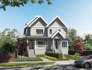 Main Photo: 3781 W 27TH Avenue in Vancouver: Dunbar 1/2 Duplex for sale (Vancouver West)  : MLS®# R2626211